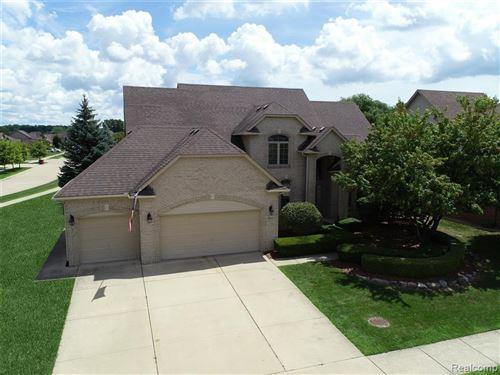 Photo of 49414 LIMESTONE Drive, Macomb Township, MI 48044 (MLS # 2200062215)