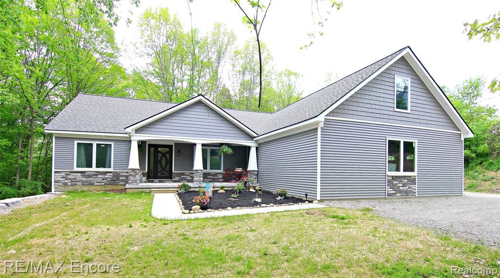 4871 ALGONQUIN Boulevard, Independence Township, MI 48348 - #: 2200036215