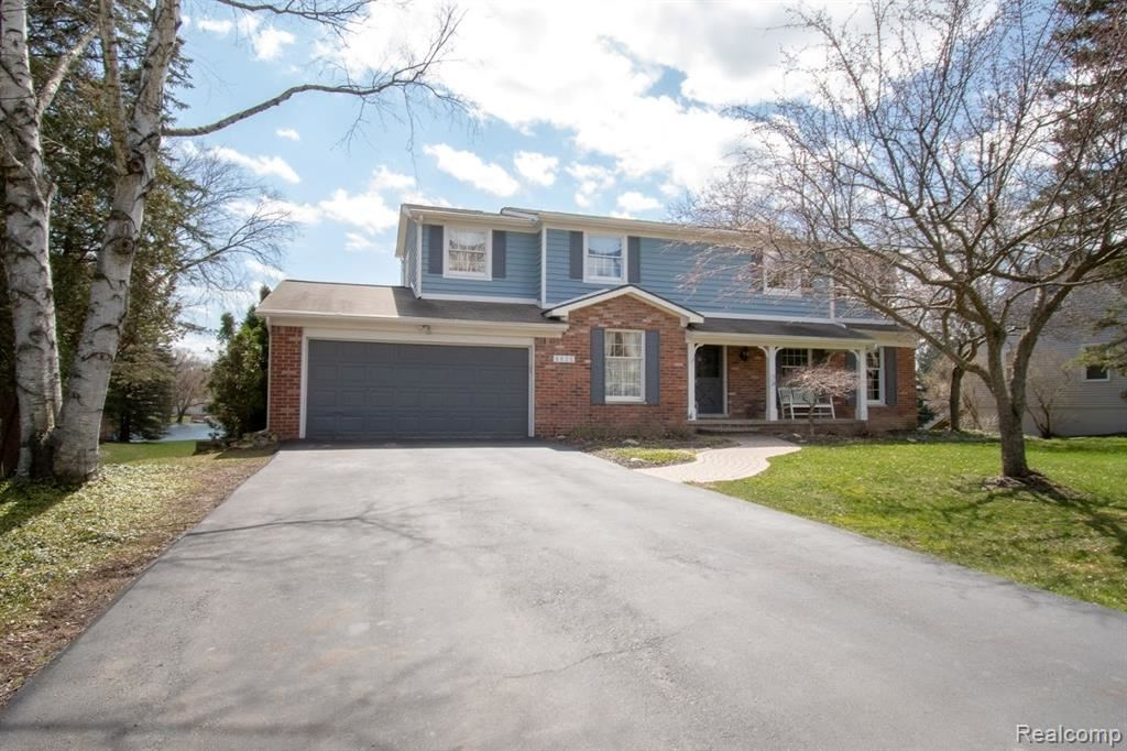 Photo for 6525 GREENE HAVEN Drive, Independence Township, MI 48348 (MLS # 2200033223)