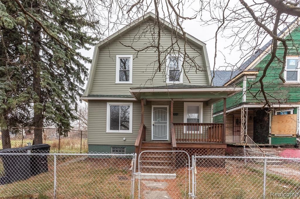 933 MOUNT VERNON Street, Detroit, MI 48211 - MLS#: 2210036225
