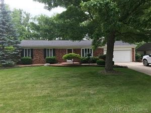 Photo of 11043 SPEEDWAY DR, SHELBY Township, MI 48317 (MLS # 58031385227)