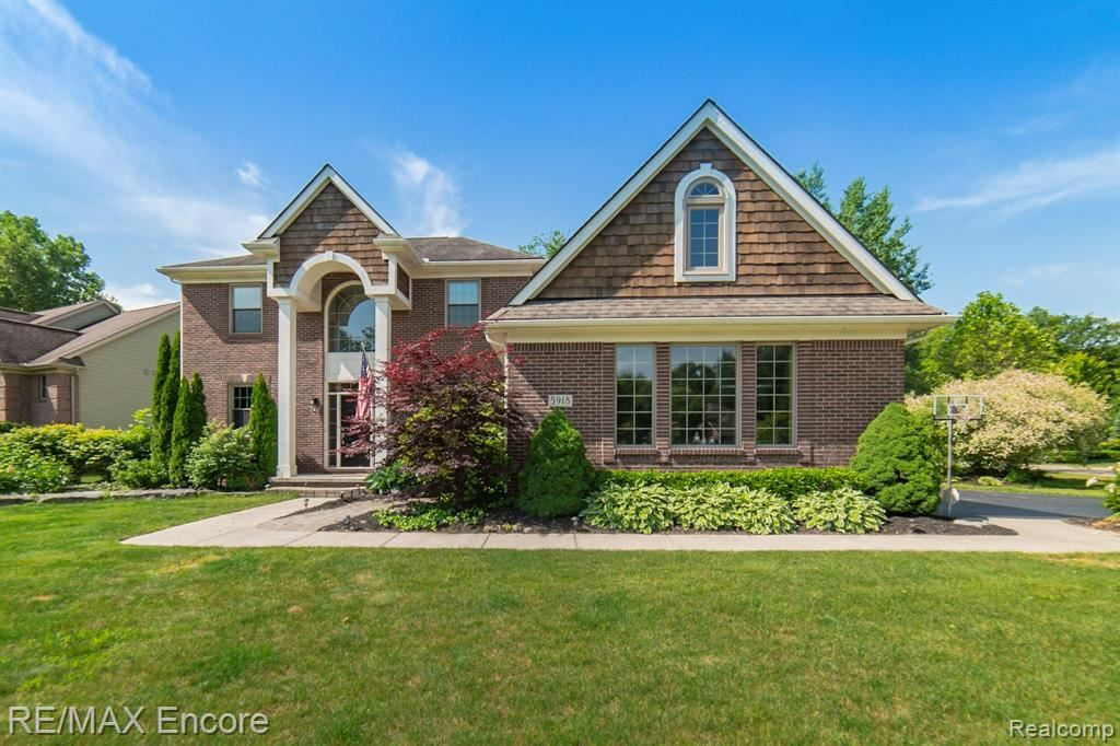 Photo for 5918 SCOTT Circle, Independence Township, MI 48348 (MLS # 219063228)