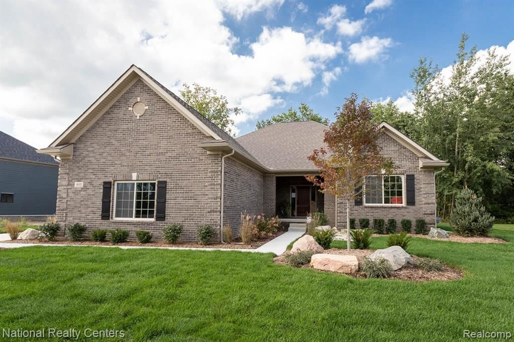 Photo of 598 Overlook Drive Drive, Orion Township, MI 48371 (MLS # 2210033236)