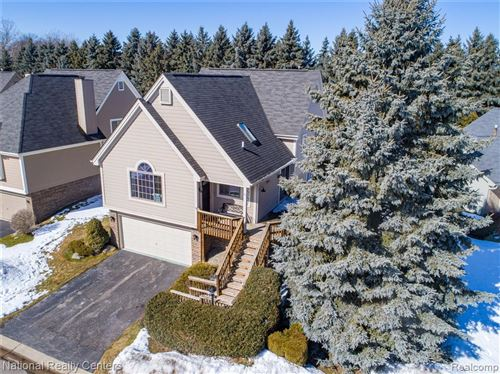 Photo of 5609 NORTHCREST, Independence Township, MI 48346 (MLS # 2210012241)