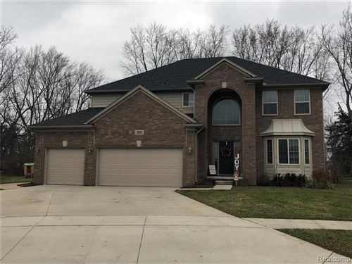 Photo of 8655 SHADOW CREEK Road, Shelby Township, MI 48316 (MLS # 219119244)