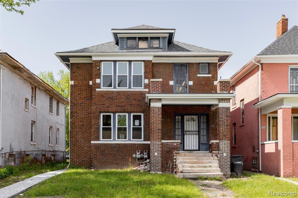 1160 CLAIRMOUNT Street, Detroit, MI 48202 - MLS#: 2210037252