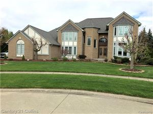 Photo of 53762 Briarcliff Ct., Shelby Township, MI 48315 (MLS # 219062258)