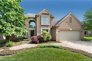 Photo of 1669 CHASE Drive, Rochester, MI 48307 (MLS # 219065263)