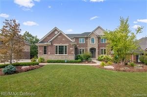 Photo of 5664 Golf Pointe Drive, Independence Township, MI 48348 (MLS # 219083266)