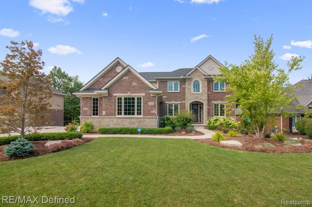 Photo for 5664 Golf Pointe Drive, Independence Township, MI 48348 (MLS # 219083266)