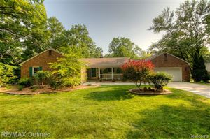 Photo of 8175 FOSTER Road, Springfield Township, MI 48346 (MLS # 219068271)