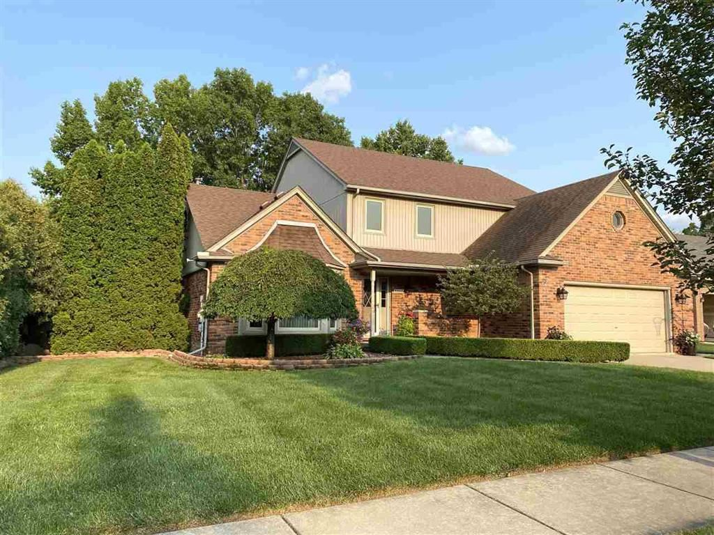 53602 MONICA WOOD, Macomb Township, MI 48042 - #: 58050022273