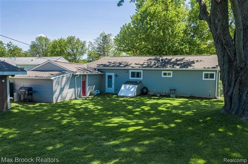 Tiny photo for 8879 BRIDGE LAKE Road, Springfield Township, MI 48348 (MLS # 2200007280)