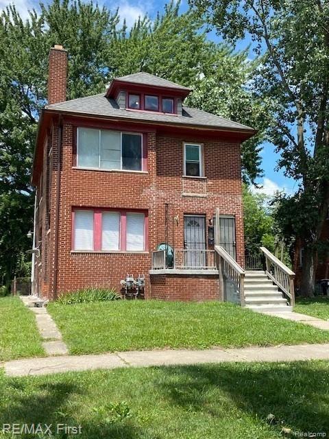 1700 CORTLAND Street, Detroit, MI 48206 - MLS#: 2210054283