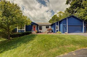 Photo of 5757 CHESTNUT HILL Drive, Independence Township, MI 48346 (MLS # 219081287)