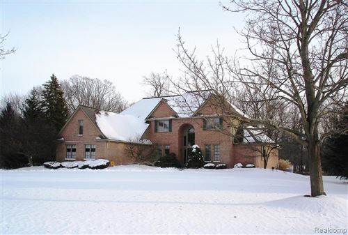 Photo of 5895 MEADOWS Drive, Independence Township, MI 48348 (MLS # 2200006287)