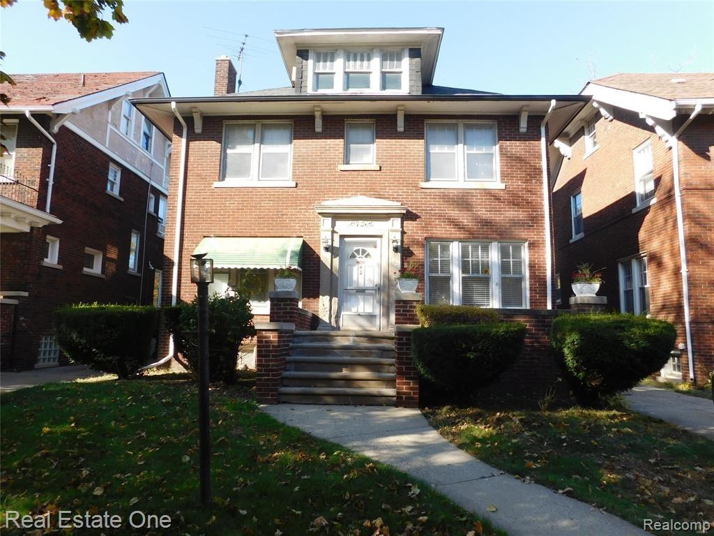 1234 Edison Street, Detroit, MI 48202 - MLS#: 2200091290