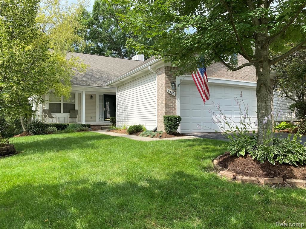 Photo for 6480 WATERS EDGE Way, Independence Township, MI 48346 (MLS # 2210058296)