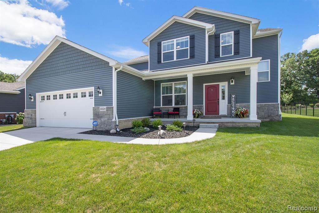 3224 Waverly Woods Lane, Oceola Township, MI 48843 - #: 2200063297