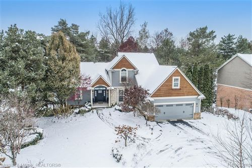 Photo of 6991 Woodlyn Court, Independence Township, MI 48348 (MLS # 219118298)
