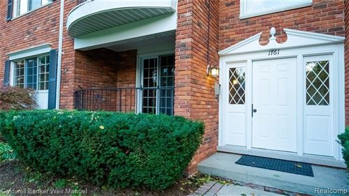 Photo for 1761 Huntingwood Lane #A, Bloomfield Hills, MI 48304 (MLS # 2200086304)