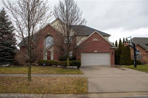 Photo of 54154 LILY Drive, Macomb Township, MI 48042 (MLS # 2210004307)