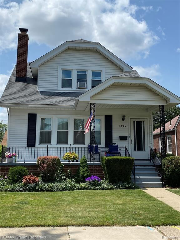 5949 ORCHARD Avenue, Dearborn, MI 48126 - MLS#: 2210059311