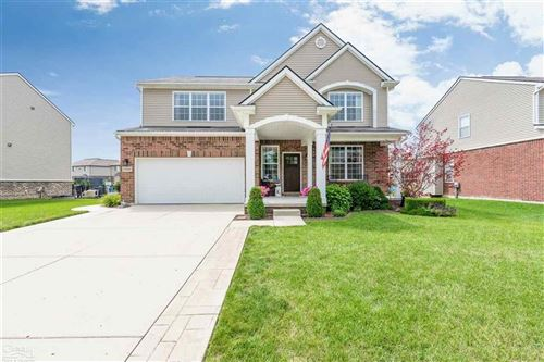 Photo of 21928 GOLDENWILLOW DR., MACOMB Township, MI 48044 (MLS # 58050019313)
