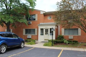 Photo of 810 PLATE Street #203, Rochester, MI 48307 (MLS # 219091316)