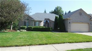Photo of 15168 KELLY Court, Shelby Township, MI 48315 (MLS # 219062322)