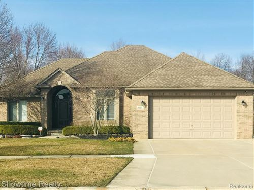 Photo of 20111 PINE CONE Drive, Macomb Township, MI 48042 (MLS # 2200024325)