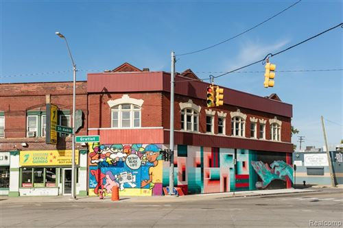 Photo of 2055 GRATIOT Avenue, Detroit, MI 48207 (MLS # 219106327)