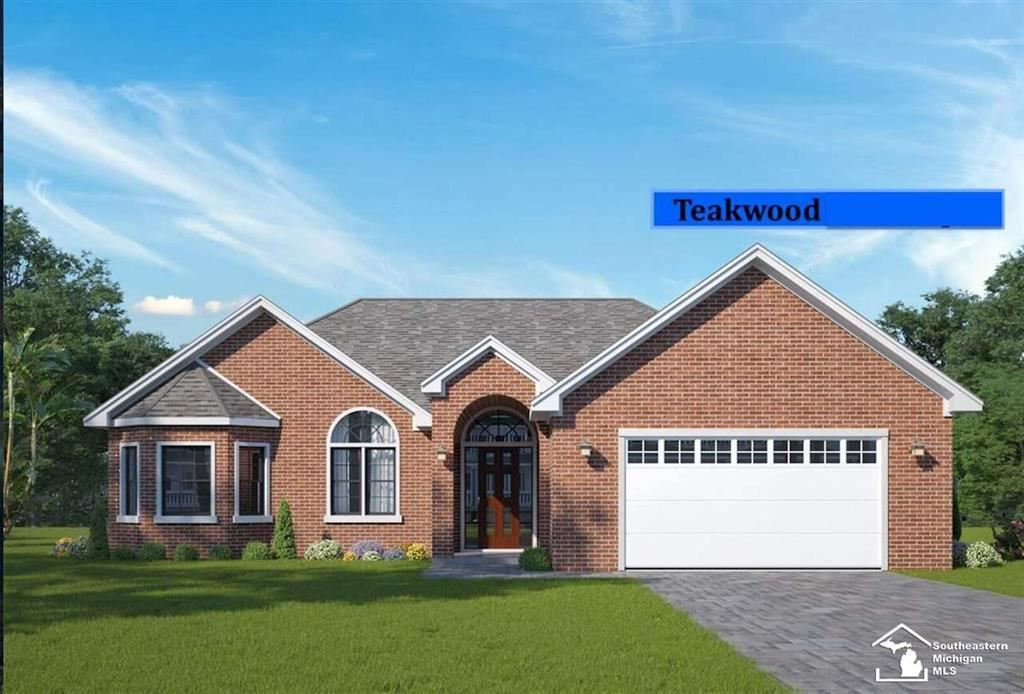 132 CALLAWAY DR, Frenchtown Township, MI 48162 - #: 57050041331