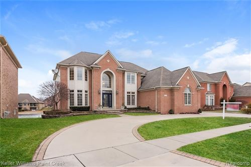 Photo of 13191 AZURE Drive, Shelby Township, MI 48315 (MLS # 2210000333)
