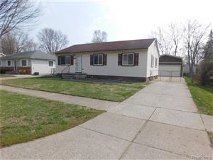 Photo of 1357 S PARENT Avenue, Westland, MI 48186 (MLS # 219034334)