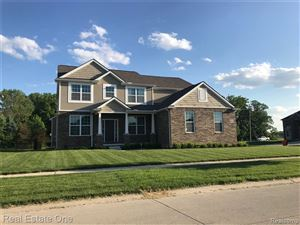 Photo of 24030 Caspian Drive, Macomb Township, MI 48042 (MLS # 219058341)