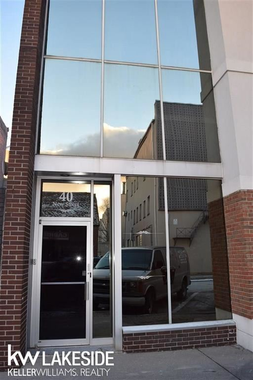 Photo of 40 NEW STREET - 1ST FLOOR UNIT 104, Mount Clemens, MI 48043 (MLS # 58050027343)