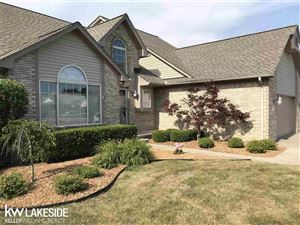 Photo of 24187 POINTE DR, MACOMB Township, MI 48042 (MLS # 58031387344)
