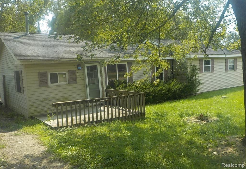 Photo of 3442 PLEASANT VIEW Drive, Highland Township, MI 48356 (MLS # 2200071344)