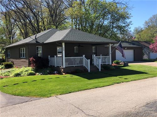 Photo of 8783 BEACHWOOD Street, Independence Township, MI 48348 (MLS # 2200035353)