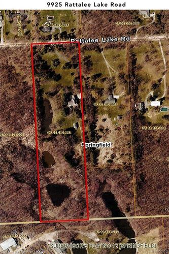 Tiny photo for 9925 Rattalee Lake Road, Springfield Township, MI 48348 (MLS # 2200003355)