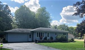 Photo of 9605 ANDERSONVILLE Road, Springfield Township, MI 48346 (MLS # 219084360)