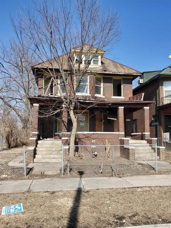3314 WHITNEY Street, Detroit, MI 48206 - MLS#: 2200016365