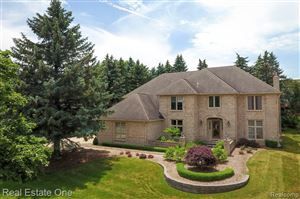 Photo of 1591 Stony Creek Drive, Rochester, MI 48307 (MLS # 219065377)