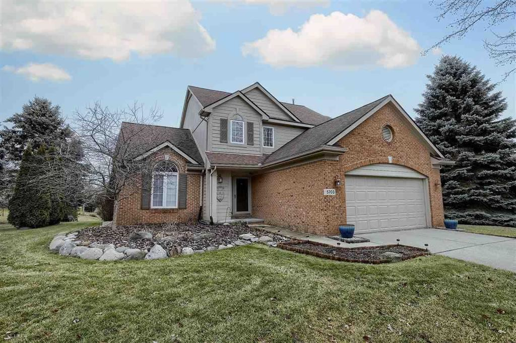Photo for 5703 BERWICK CT, INDEPENDENCE Township, MI 48346 (MLS # 58050003377)