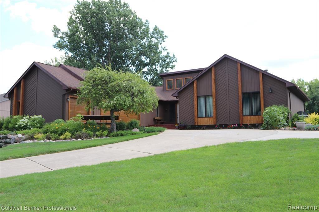 8827 Scenic Lake Drive, Woodhull Township, MI 48848 - #: 2200056378