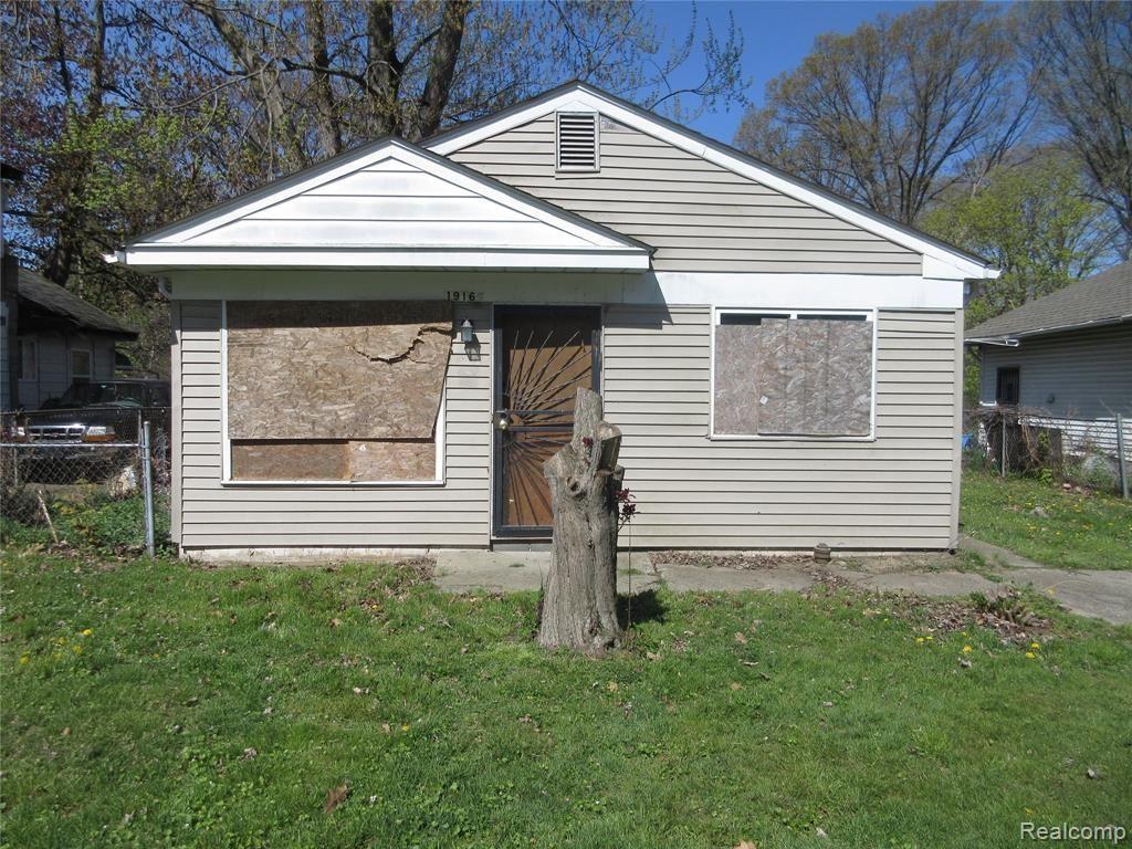 19761 HOUGHTON Street, Detroit, MI 48219 - MLS#: 2200030380