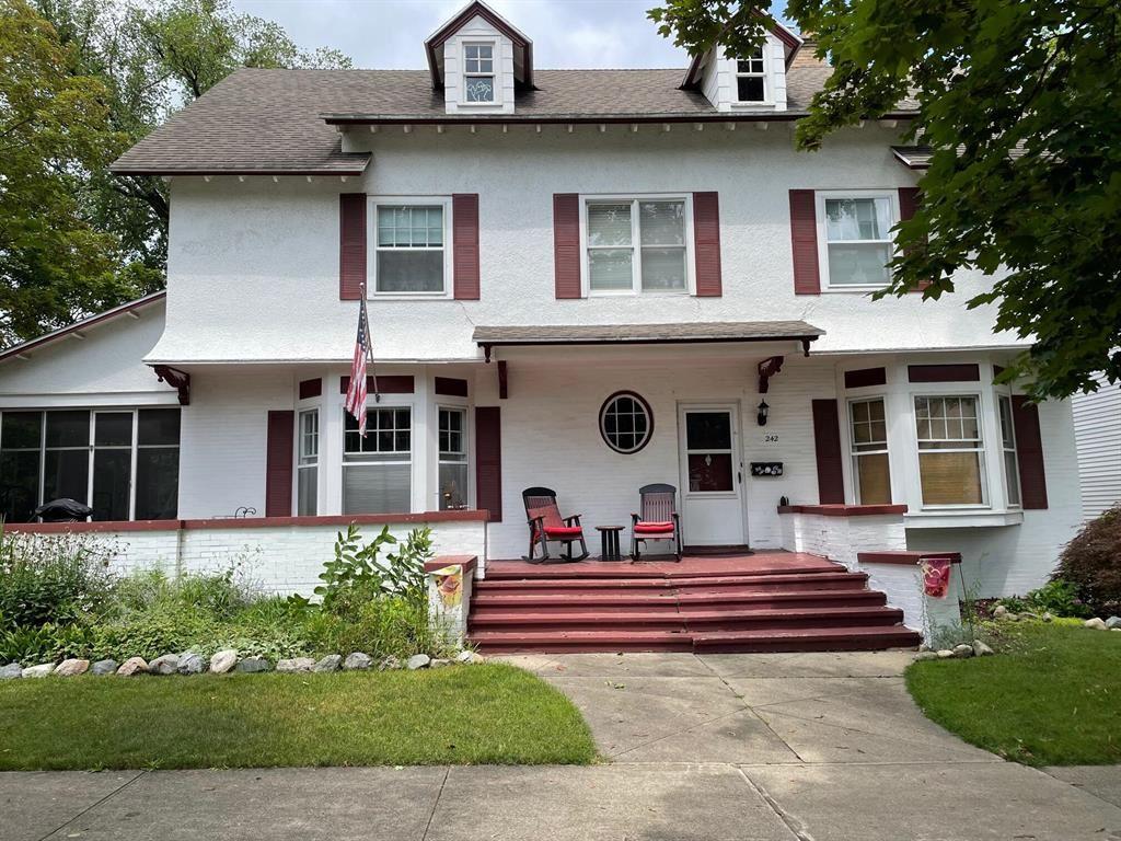242 Cutler Street, Allegan, MI 49010 - MLS#: 66021097381