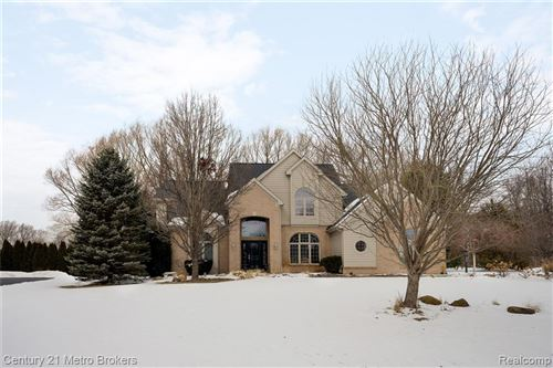 Photo of 8416 PEACEFUL VALLEY, Springfield Township, MI 48348 (MLS # 2200011385)