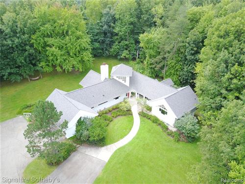 Photo of 9100 FOX HOLLOW Road, Independence Township, MI 48348 (MLS # 2200072388)